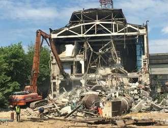 емонтаж зданий и сооружений
